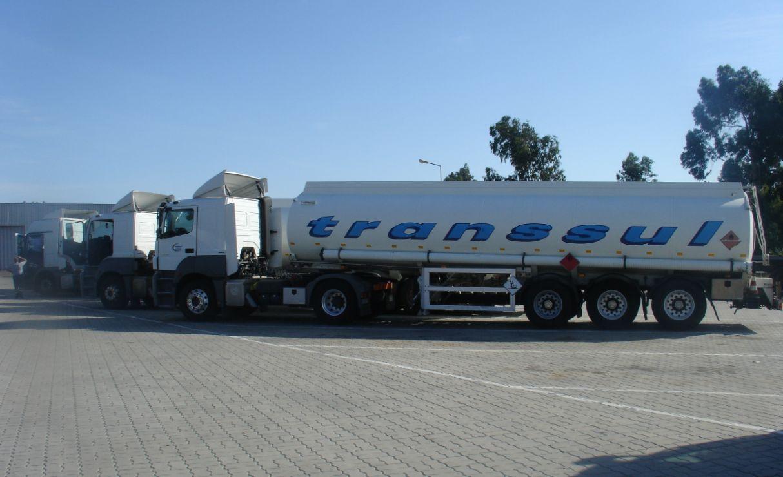camiões transporte mercadorias