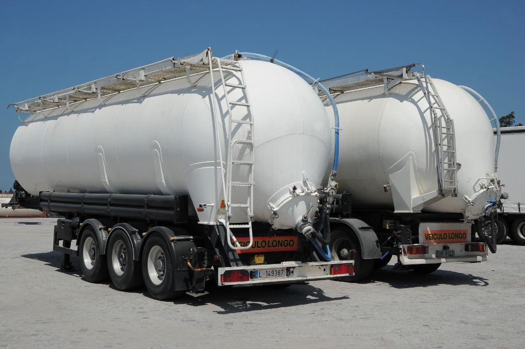 cisternas transporte mercadorias
